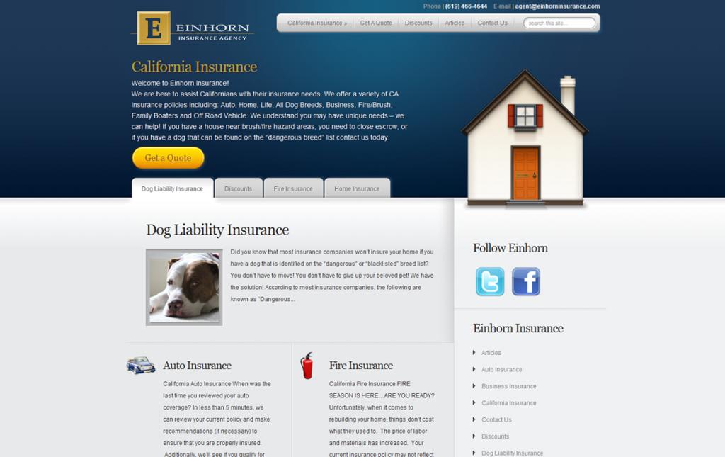 Einhorn Insurance