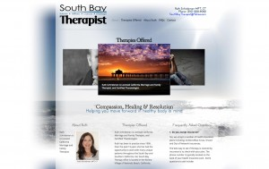 Southbay Therapist, Ruth Schriebman