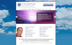 Dr. Russ Fuller Energy Psychologist