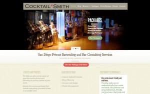CocktailSmith San Diego Mixologist