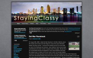 StayingClassy San Diego Information
