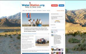 Water Station Non-Profit Organization