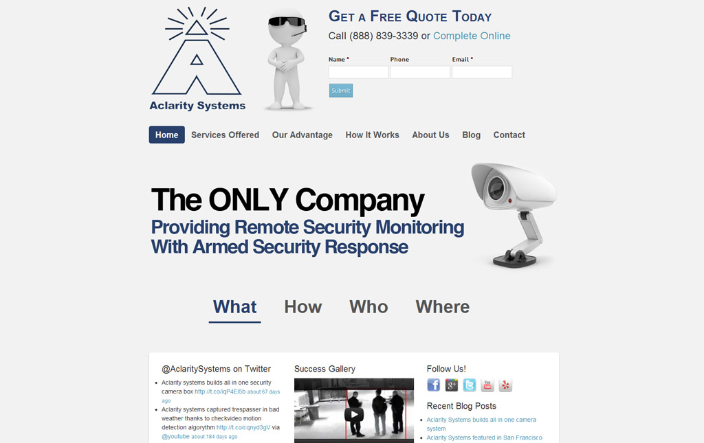 website migration project The project: syracuse orthopedic specialists (sos) is a premier orthopedic  medical practice with several offices in the syracuse area sos and acs, inc  web.