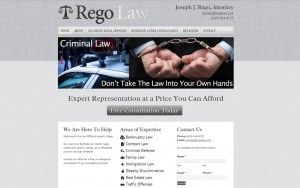 San Diego Lawyer Web Design