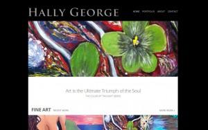 San Diego Artist Web Design